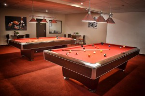 Billard Kiel im Ricks Cafe
